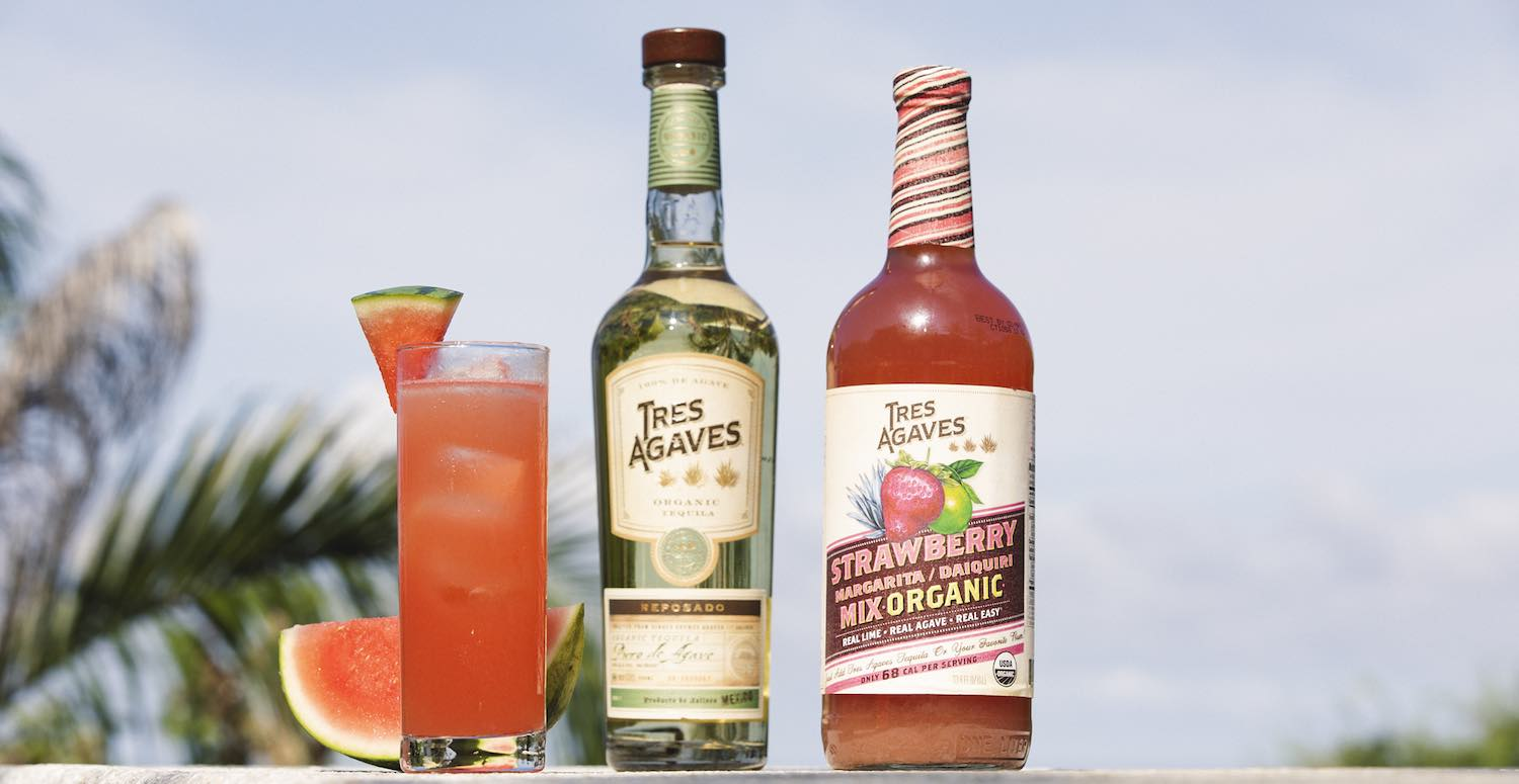 Tres Agaves Organic Mixes For Margaritas Tequila Cocktails
