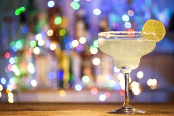 Just what makes a skinny margarita?