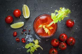 The Perfect Bloody Mary Brunch